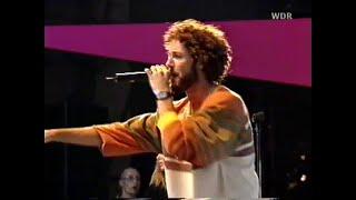 Freundeskreis live in Köln mit Afrob, Gentleman, Wasi, Sékou, Deborah, Tyron Ricketts –Popkomm 1998