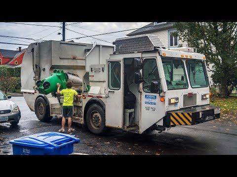 Lodal EVO MAG-20 Garbage Truck