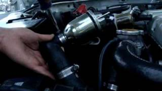 How to remove / install bov (blowoff valve)