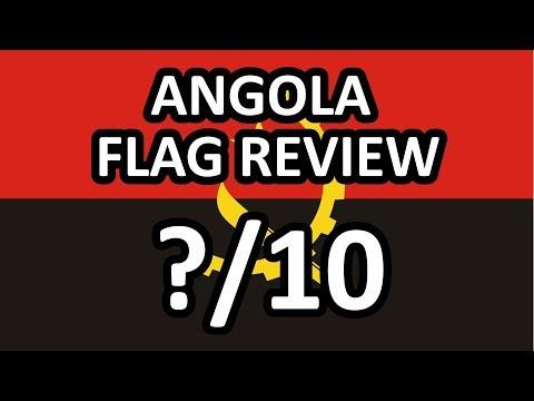 Angola Flag Review