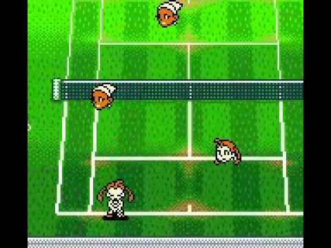 Mario Tennis - Island Open Semifinals (Singles)