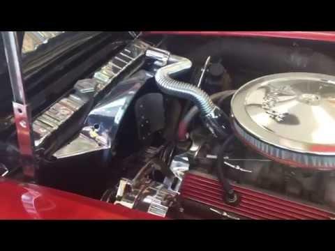 Vehicle Overview: 1960 Chevrolet Corvette