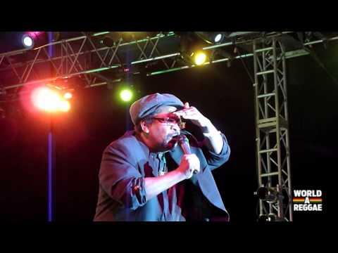 Tony Tuff Live @ Rebel Salute Festival 2013 - Jamaica