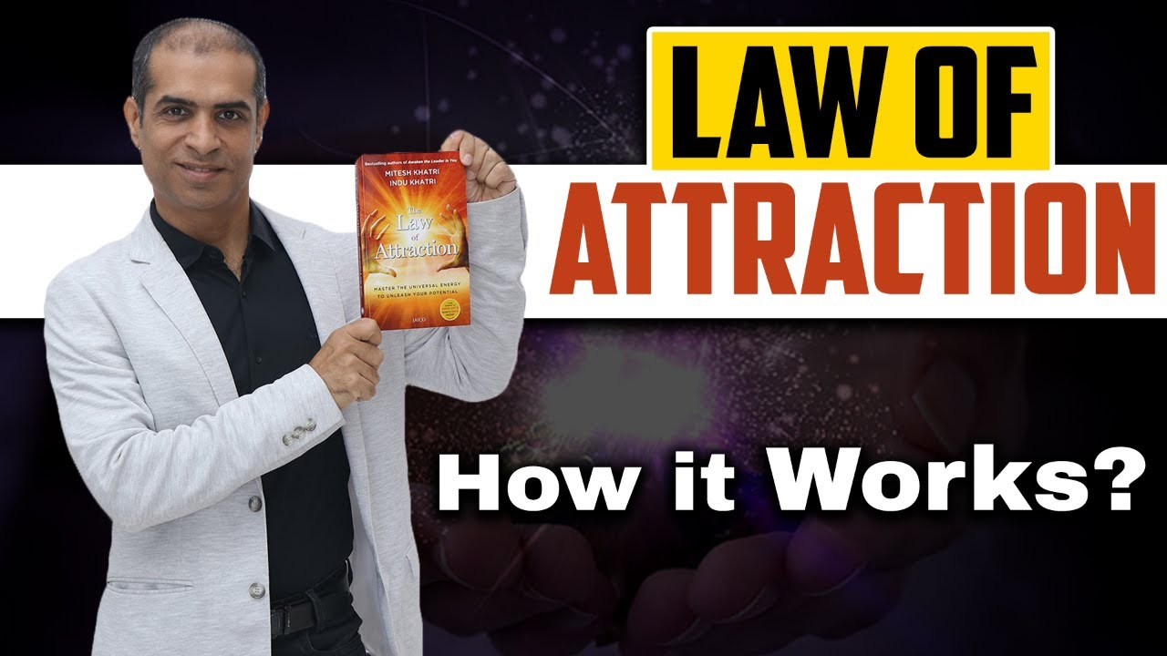 Law of attraction  1. Free Law of Attraction Workshop by Mitesh Khatri