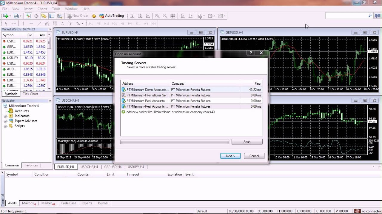 Forex brokers singapore mt4