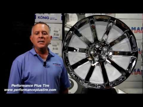 Factory Reproductions 300C Chrome Rim -- Performance Plus Wheel & Tire Review
