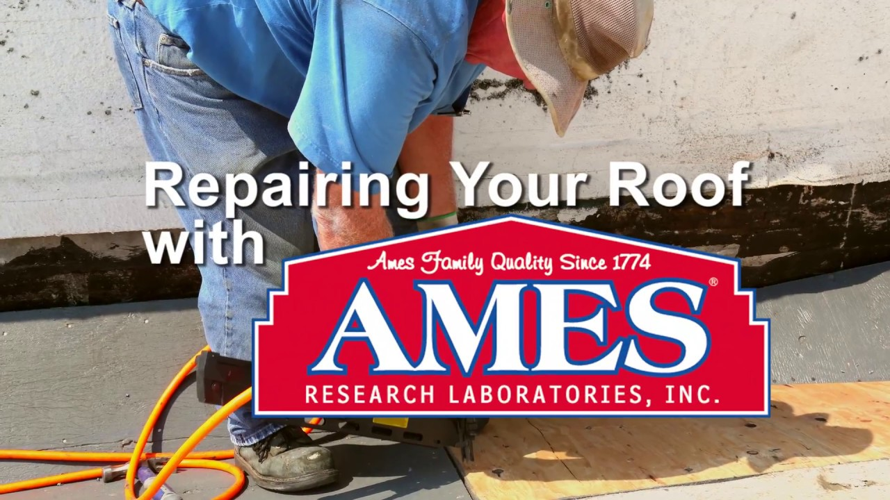 How To Repair Your Roof With Ames Coatings
