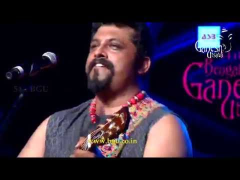 'Lokada Kalaji' by Berklee indian ensemble - USA with Raghu Dixit @54th Bengaluru Ganesh Utsava