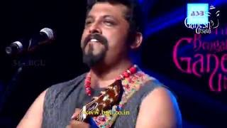 'Lokada Kalaji' by Berklee indian ensemble - USA with Raghu Dixit @  54th Bengaluru Ganesh Utsava