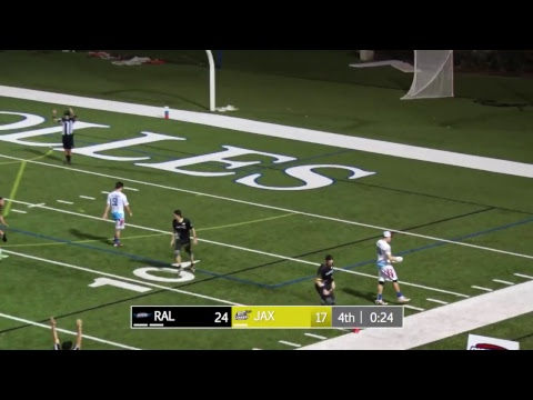 Full Game: Raleigh Flyers at Jacksonville Cannons — Week 3