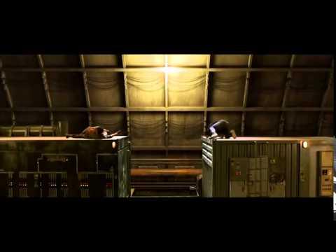 Tony Jaa vs Marrese Crump 2 ( The Protector 2 )