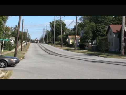 Old school street running