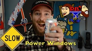 Slow Power Windows an Easy Fix - The Roadhouse
