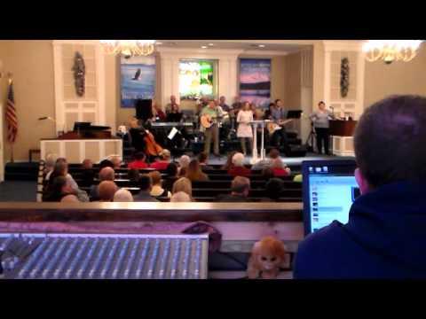 Combined Worship FBC Camdenton  Jan 31 2016