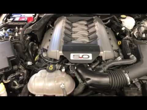 2016 Mustang GT coyote 5 0L engine and trans for sale