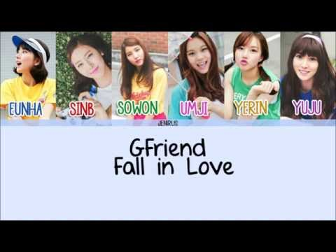 GFriend - Fall in Love (물들어요) [Eng/Rom/Han] Picture + Color Coded HD