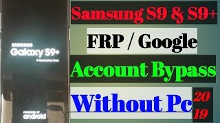 Bypass Google Account Frp S9 - Bikeriverside