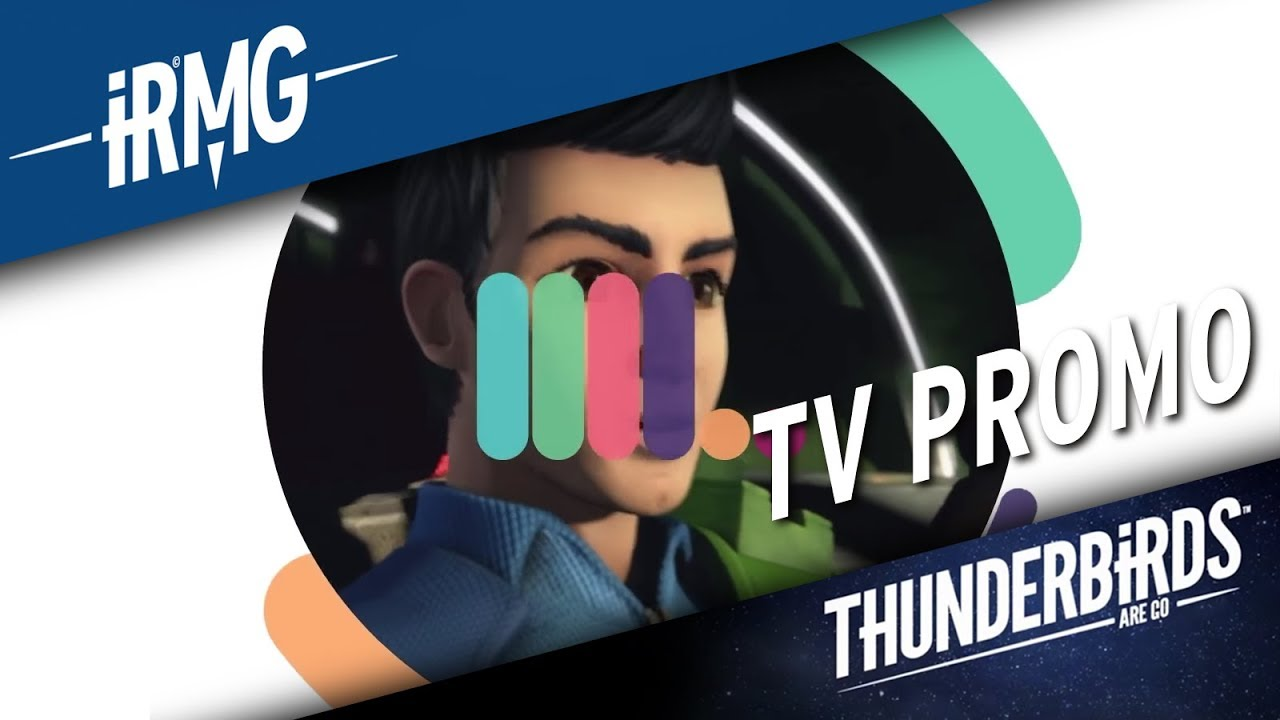 Thunderbirds Are Go   Promo   ITV Hub   YouTube Thunderbirds Are Go   Promo   ITV Hub