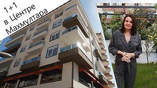 Новая квартира с видом на море в Махмутларе Недвижимость в Турции с IVM Turkey