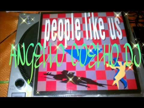 PEOPLE LIKE US - LOVE WILL SURVIVE LP ITALODISCO+EURO+RUSSIAN+ASIAN+SYNTH