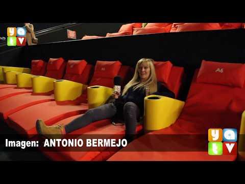 🎬 #NOTICIAS Así son los nuevos cines de Yelmo en Algeciras