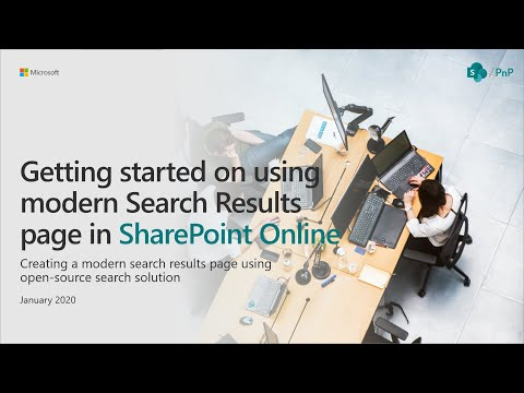 Getting Started On Using Custom Search Result Page In SharePoint Online