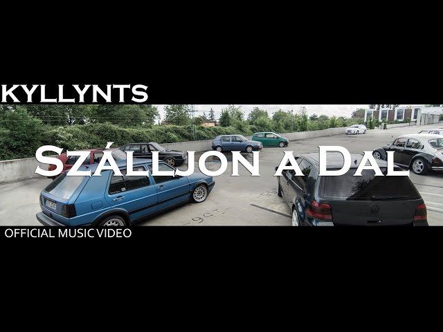 KYLLYNTS Franky - Szálljon a Dal