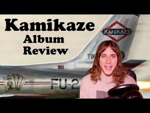 Kamikaze (Eminem) - ALBUM REVIEW