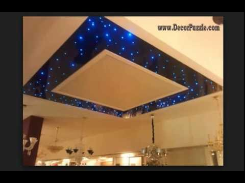 Unique ceiling design ideas 2016 for living rooms false ceiling designs for living room 2 - Ideal ceiling height for a house what matters ...