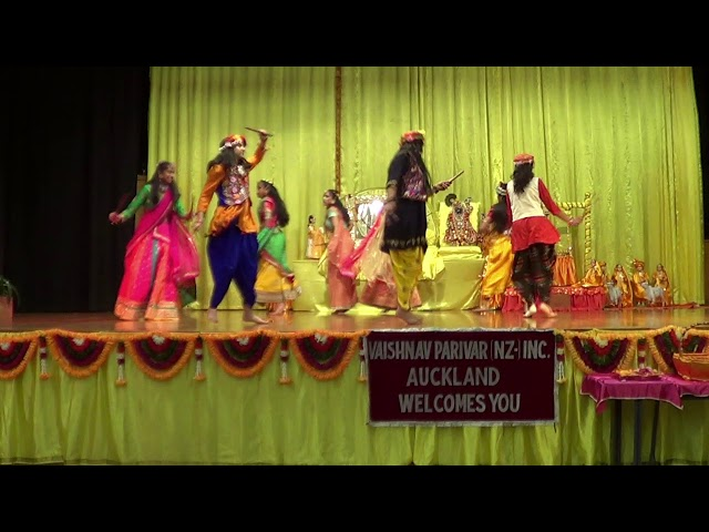 VPNZ Janmasthami 2019 Dance 10