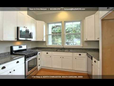 Park Circle ~ 1734 Wasp Street, North Charleston, SC 29405 ~ Home For Sale