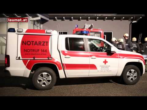 Jugendlicher in Steinerkirchen an der Traun in einen Kellerschacht gestürzt