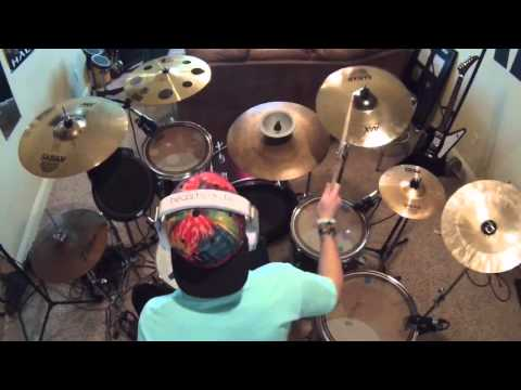 Crazy Frog - Drum Cover - Axel F