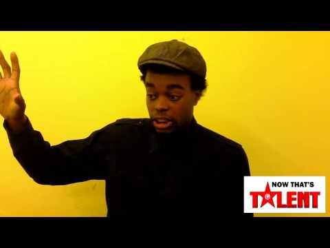 Now Thats Talent 2014  | Joseph Bramwell  | Elshaddai Nottingham