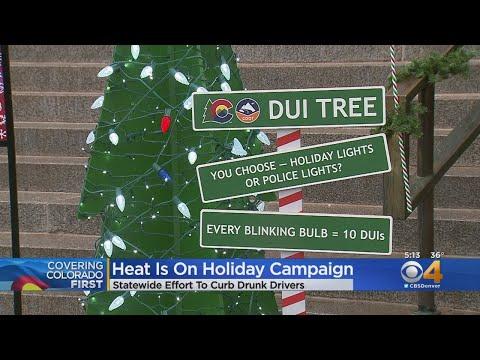 BEARDO - Denver PD uses Christmas to show DUI arrests