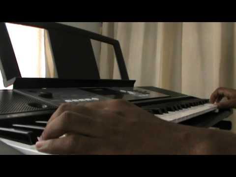 Ennalakale-honeybee malayalam song on keyboard
