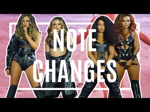 Little Mix | Top 8 FLAWLESS Note Changes