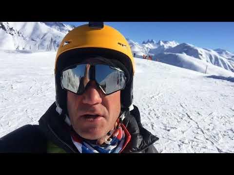 Alpe d'Huez Snow Report: 13th February 2018