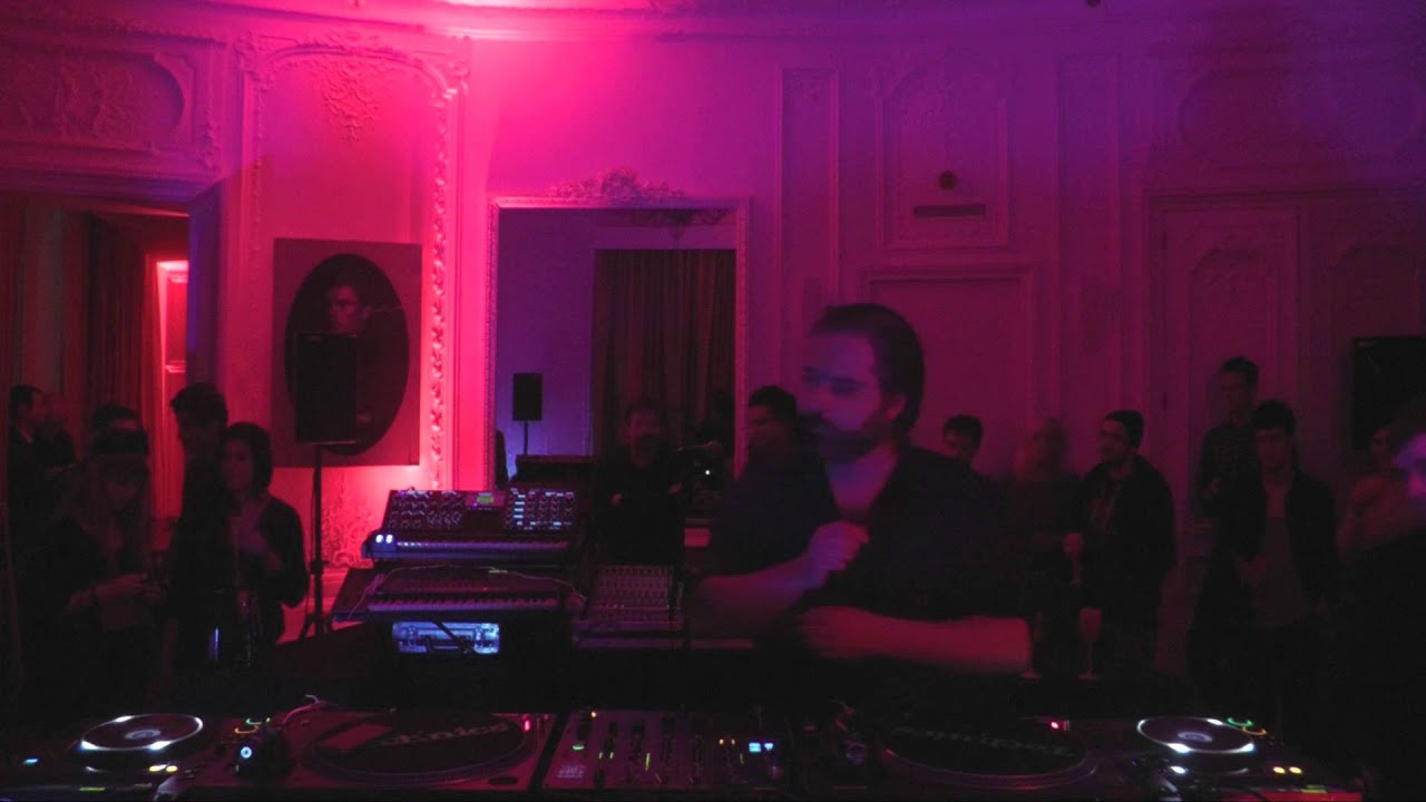 Alan Braxe 50 Min Boiler Room Mix At W Hotel Paris Youtube