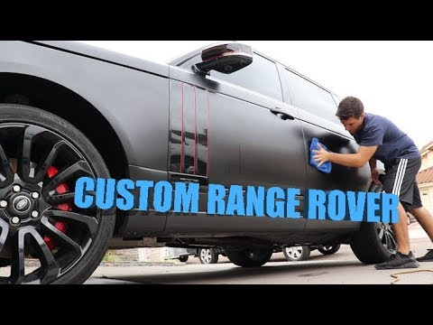 How to Detail a Wrapped Car!