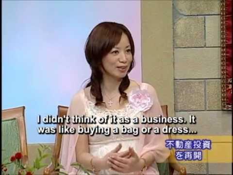 沢田富美子(Fumiko Sawada) 2006 interview PART 3 of 3