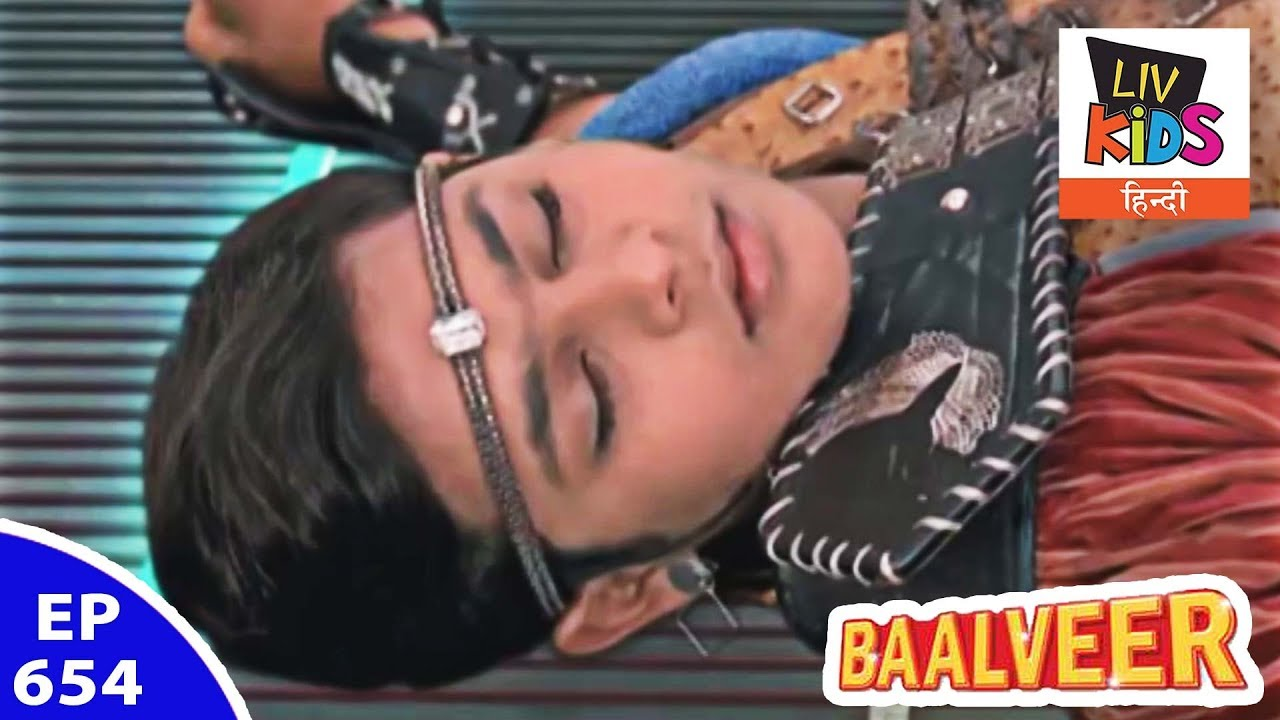 Baal Veer - बालवीर - Episode 654 - Baalveer Blasts A Bomb