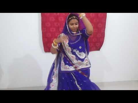 Rajputi Dance.(aur Rang De Re Mane)