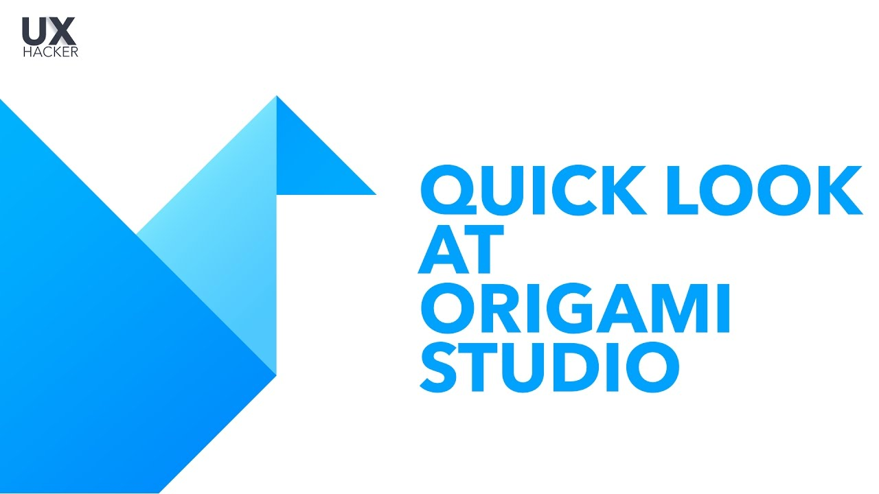 The Origami Studio Finally Launch Best Prototyping Tool From Facebook
