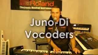 RolandTV - Juno-Di Vocoders