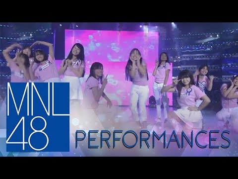 MNL48: Top 10 Aspirants of the week's first ever performance