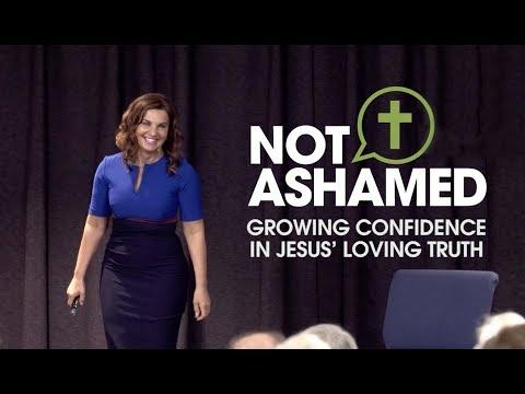 Not Ashamed - Andrea Williams Presentation (#3 of 4)