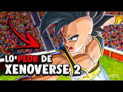 Lo PEOR de Dragon Ball Xenoverse2 |