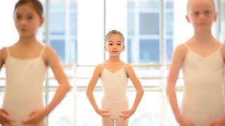 SF Ballet School's Pre Ballet Program