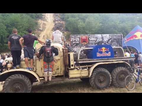 Romania dirt biking trip 2017